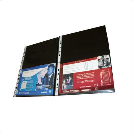 Black File Folder