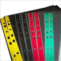 Multi Colour Sheet  Protectors