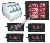 LED Que Manager Display System