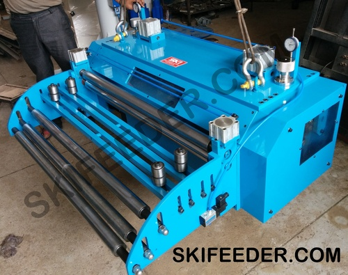 Industrial NC Servo Feeder