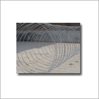 Concertina Razor Wires