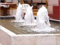 Interactive Fountains