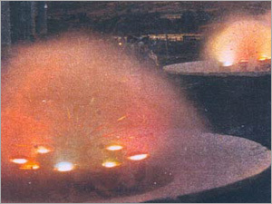 Crown Mist Fountains