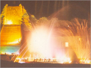 Star Brasting Fountains