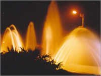Outdoor Decorative Fountains