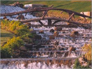 Sheet Fountains