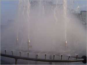 Artificial Fountains