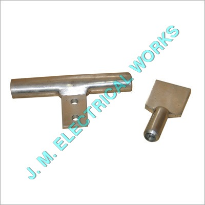 Isolator Pad Clamp