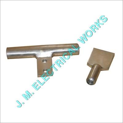Isolator Pad Clamp