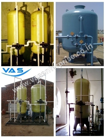 Water Carbon Filtration System