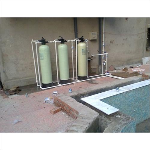 Swimming Pool Water Treatment