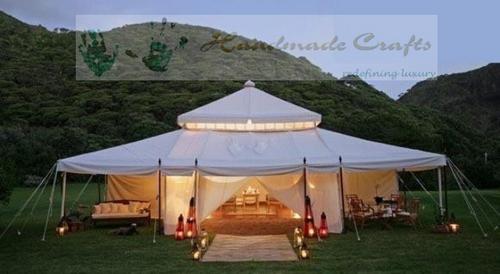 Royal Mughal Tent
