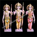 Marble Ram Sita Laxman Statues