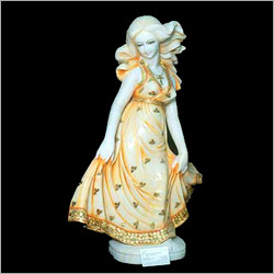 Marble Decorative Statue