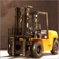 10 Ton Diesel Operated Forklift Trucks