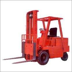 Electric Counterbalance Forklift Trucks