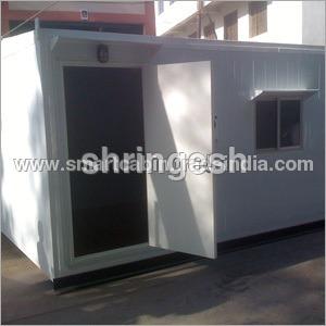 Portable Solar Cabin