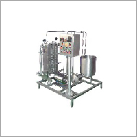 Skid Mounted Milk Processing Unit