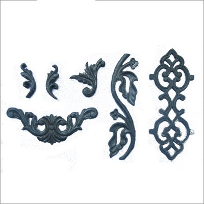 Staircase Grills Casting