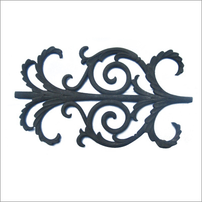 Gate Grill Fancy Fitting Casting