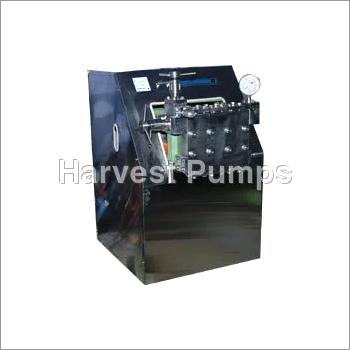 Homogenizer Machine