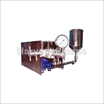 Low Pressure Homogenizer