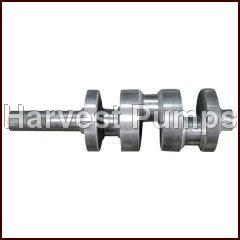 Homogenizer Crank Shaft Assembly