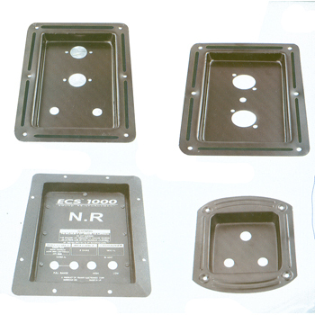Speaker Metal Connection Plates