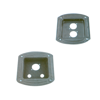 Steel Metal Connection Plates