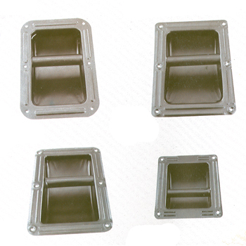 Corrosion Resistant Column Metal Handles