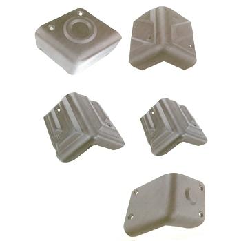 Speaker Plastic Corners