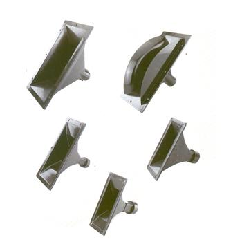 Plastic Speaker Horn