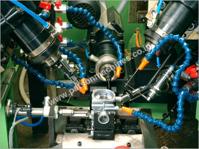Industrial Carburetor Machining Machines