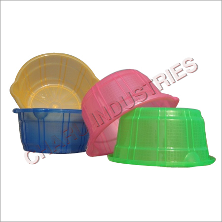 Household Plastic Tubs
