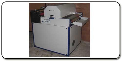 UV Coating & Curing Equipment