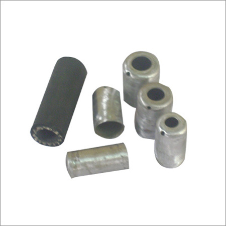 Sheet Metal Hose End Cap