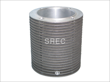 Aluminium Cylindrical Blocks