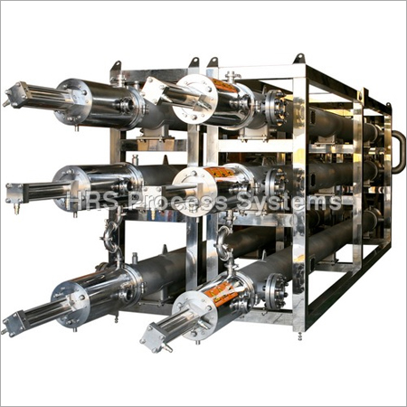 Dynamic Scraped Surface Heat Exchanger
