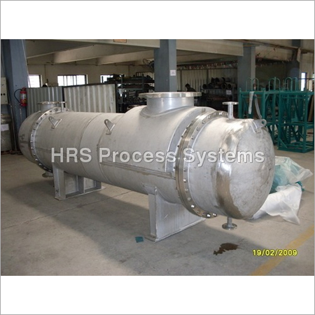 Heat Exchanger for Petrochemical Industry