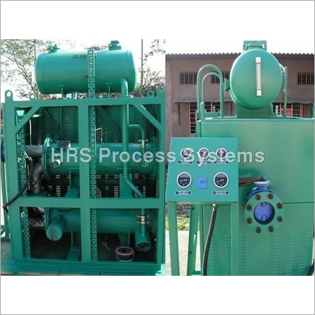 Heat Exchanger Genset Engine