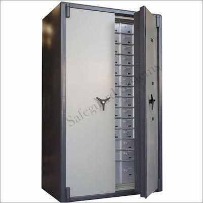 Safe Cum Safe Deposit Lockers