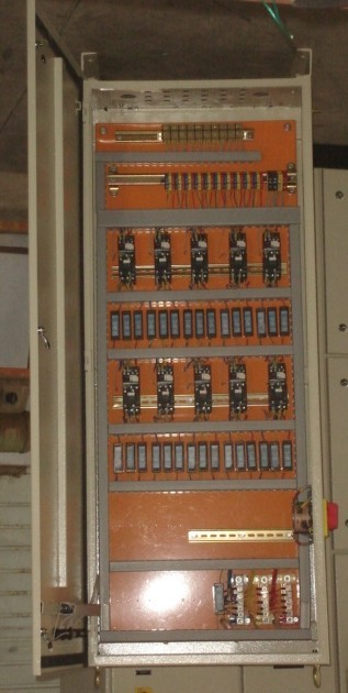 Industrial Control Panel Plates