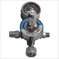 Single Stage Nitrous Oxide Regulator