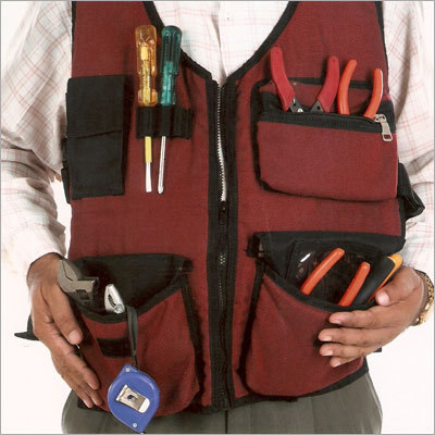 Tools Jacket Bags