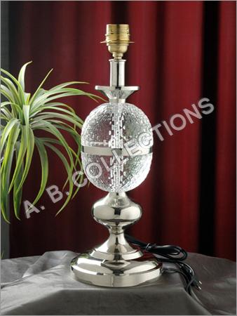 CRYSTAL HALF BALL LAMP