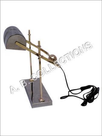 PORTABLE ROUND PIPE DESK LAMP