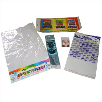 Exporter of Plastic Bags from Mumbai by AASHIRWAD POLY PRINT