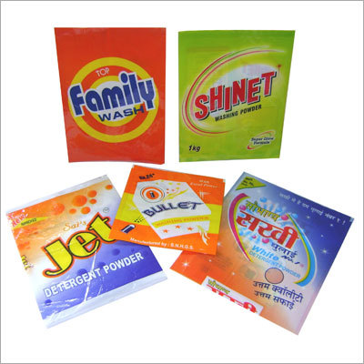 Toiletories & Detergent Pouches