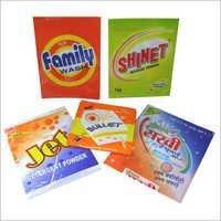 Toiletries & Detergent Pouches