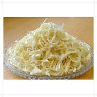 Dehydrated White Onion Chops